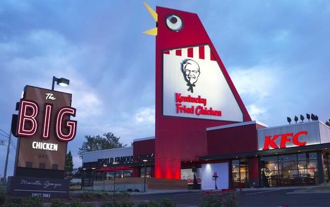 Big Chicken Marietta GA